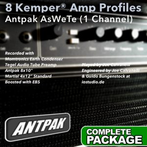 Kemper Amp Profiles-AsWeTe