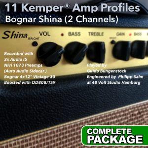 Kemper Amp Profiles-Shina