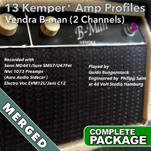 Kemper Amp Profiles-B-Man-Merged