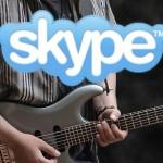 Skype-guitar