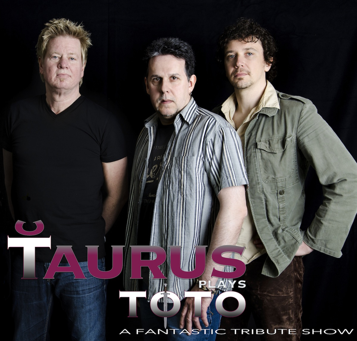 Taurus plays Toto Logo 3D-3