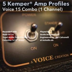 Kemper Amp Profiles-Voice 15