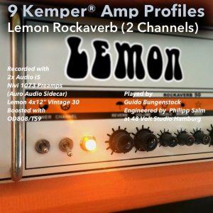 Kemper Amp Profiles-Rockaverb
