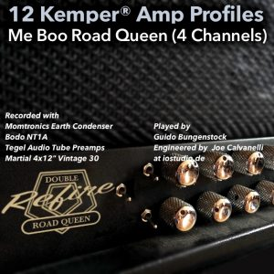 Kemper Amp Profiles-Road Queen