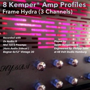 Kemper Amp Profiles-Frame Hydra