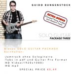 Solo Guitar Package 3