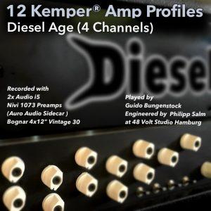 Kemper Amp Profiles-Age