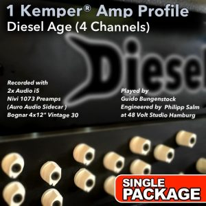 Kemper Amp Profile-Age-Single
