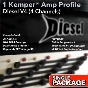 Kemper Amp Profiles-V4-Single