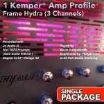 Kemper Amp Profiles-Frame Hydra-Single