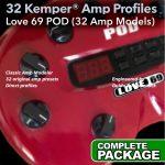 Kemper Amp Profiles-Love 69 POD