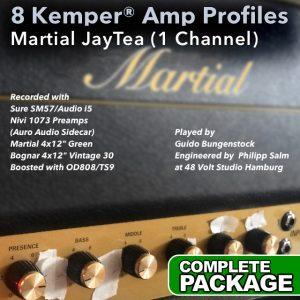Kemper Amp Profiles-JayTea