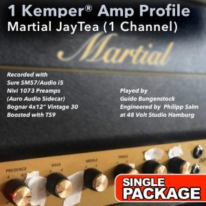 Kemper Amp Profiles-JayTea-Single