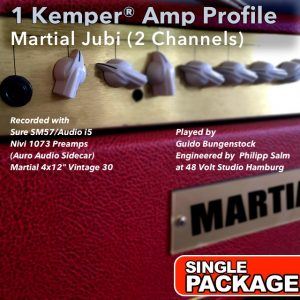 Kemper Amp Profile-Jubi-Single