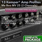 Kemper Amp Profiles-MV 25