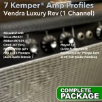 Kemper Amp Profiles-Vendra Luxury Rev