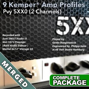 Kemper Amp Profiles-5xx0-Merged
