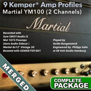 Kemper Amp Profiles-YM100-Merged