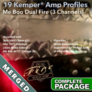 Kemper Amp Profiles-Dual Fire-Merged