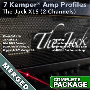 Kemper Amp Profiles-The Jack XLS-Merged