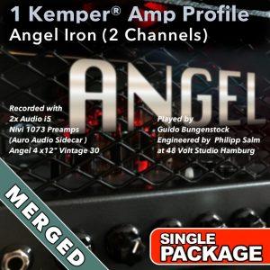 Kemper Amp Profiles-Iron-Single-Merged