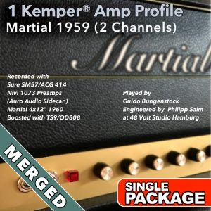 Kemper Amp Profiles-Martial 1959-Single-Merged