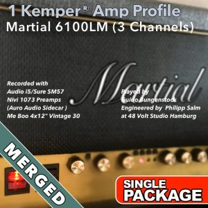 Kemper Amp Profiles-Martial 6100LM-Single-Merged