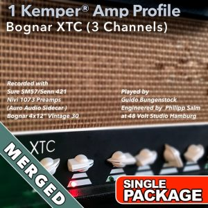 Kemper Amp Profiles-XTC-Single-Merged