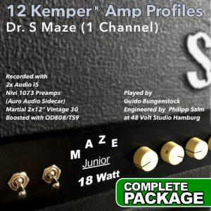 Kemper Amp Profiles-Dr. S Maze