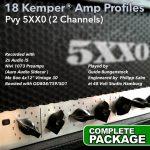 Kemper Amp Profiles-5xx0