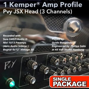 Kemper Amp Profiles-JSX-Single