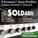 Kemper Amp Profiles-Hot Rod