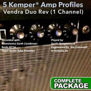 Kemper Amp Profiles-Duo Rev
