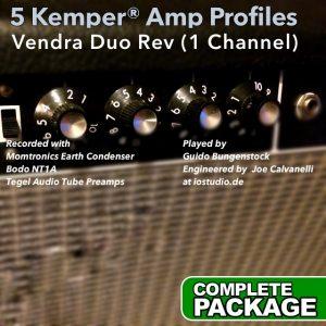 Kemper Amp Profiles-Duo Rev