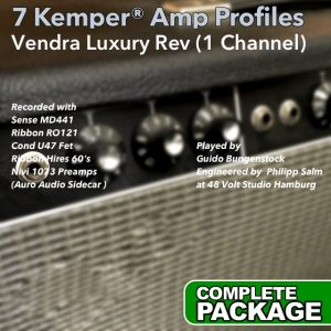 Kemper Amp Profiles-Luxury Rev
