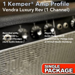 Kemper Amp Profiles-Luxury Rev-Single