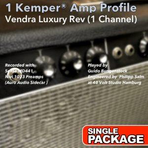 Kemper Amp Profiles-Luxury Rev-Single