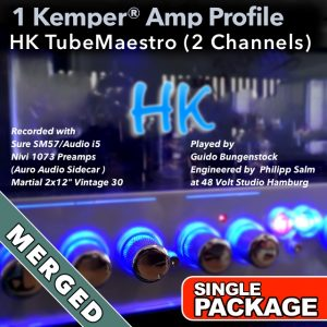 Kemper Amp Profiles-TubeMaestro-Single-Merged