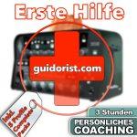 Kemper Amp Erste Hilfe - 3 Stunden Coaching