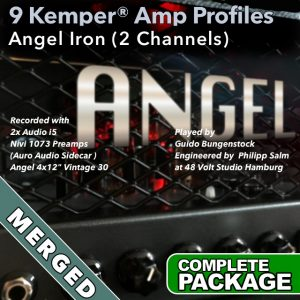 Kemper Amp Profiles-Iron-Merged