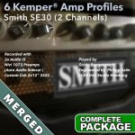 Kemper Amp Profiles-Smith SE30-Merged