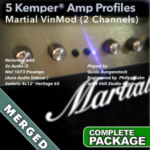 Kemper Amp Profiles-Martial VinMod-Merged