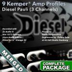 Kemper Amp Profiles-Diesel Pauli-Merged