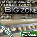 Kemper Amp Profiles-Big Zone Plex-Merged