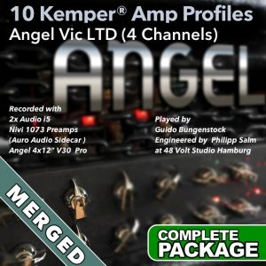 Kemper Amp Profiles-Angel Vic LTD-Merged