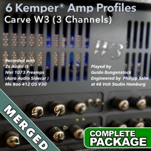 Kemper Amp Profiles-Carve W3-Merged