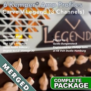 Kemper Amp Profiles-Carve V Legend-Merged