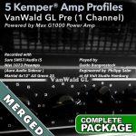 Kemper Amp Profiles-VanWald GL Pre-Merged