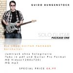 Solo Guitar - Package One