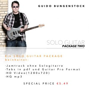 Solo Guitar - Package Two